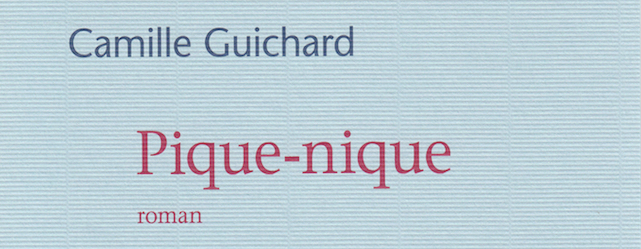 Pique-nique Camille Guichard
