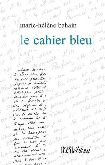 Le Cahier bleu